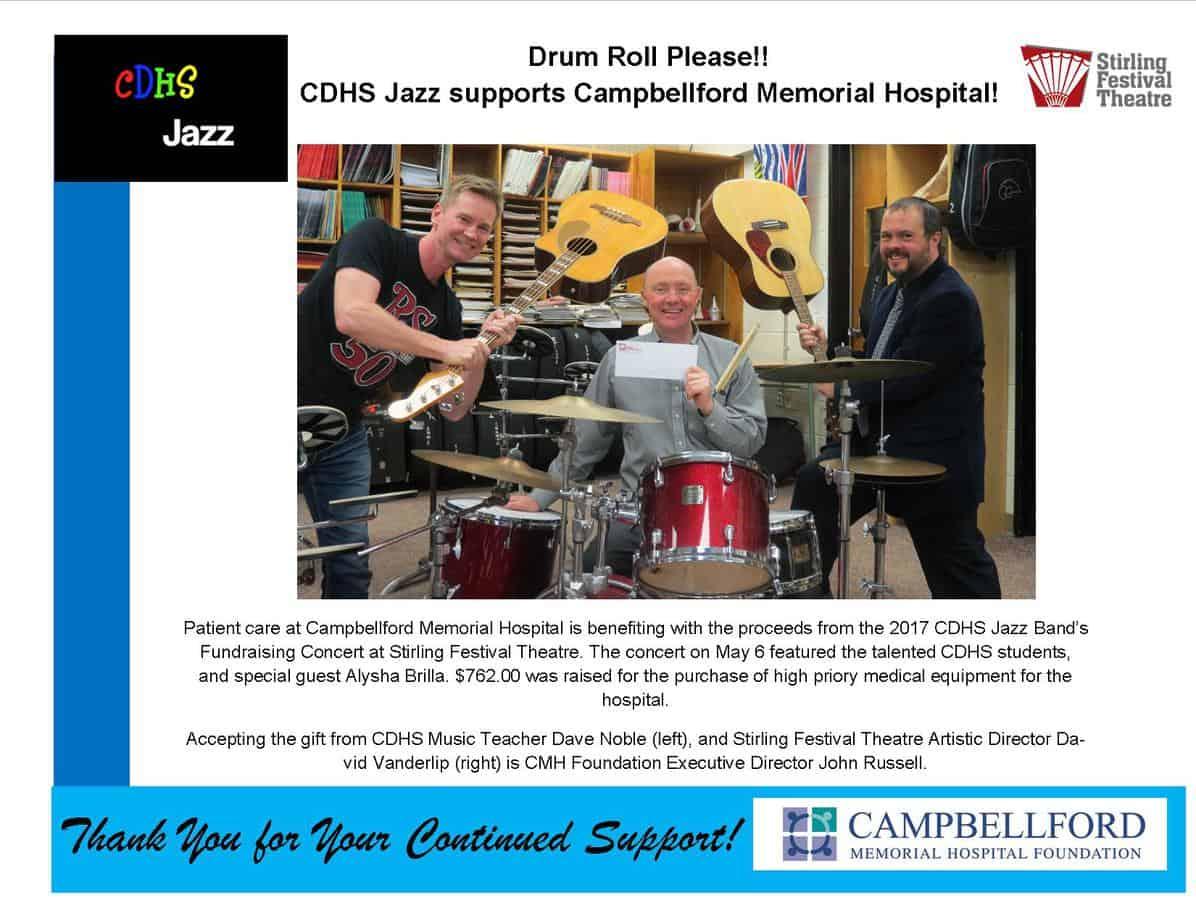 CDHS Jazz 2017