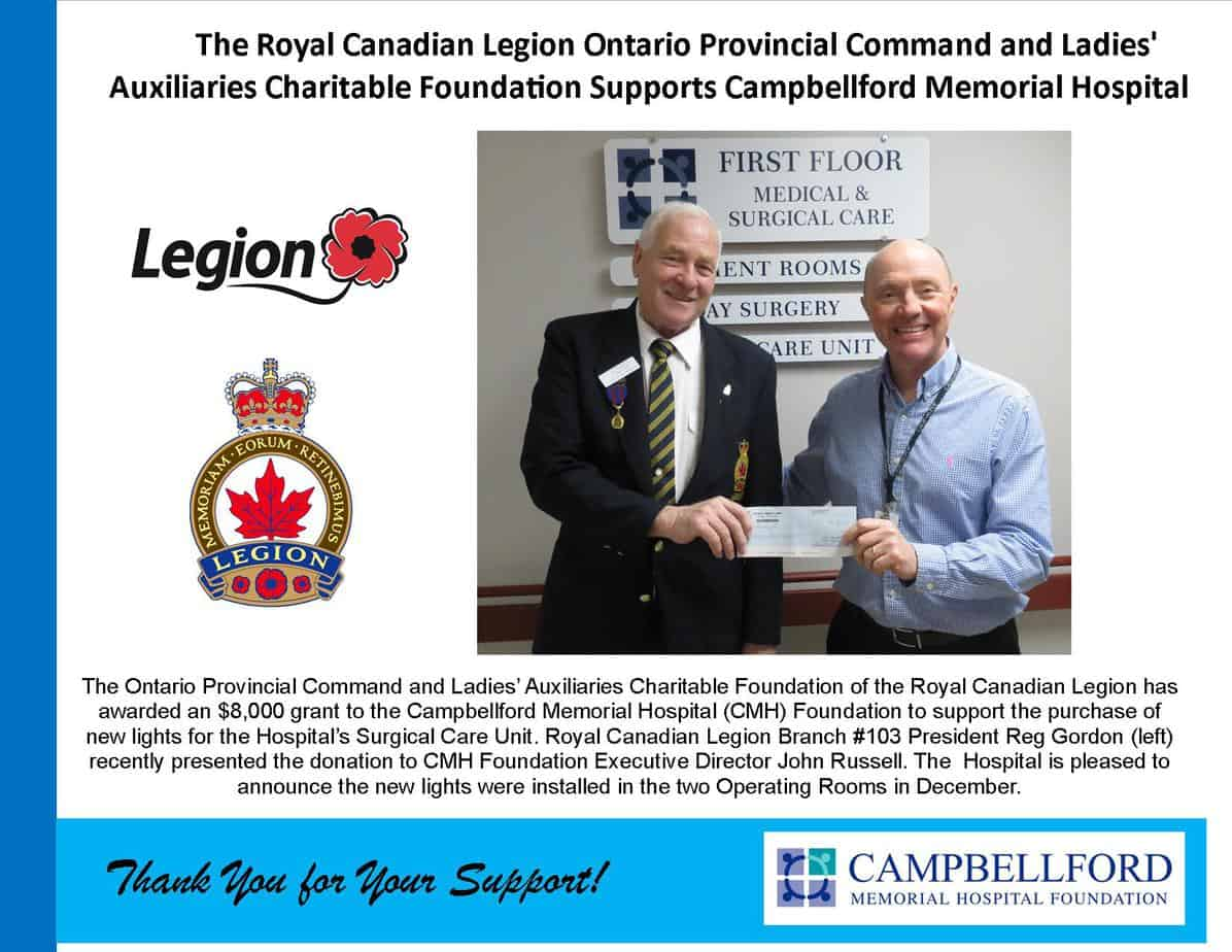 Legion Command Poppy Fund 2018