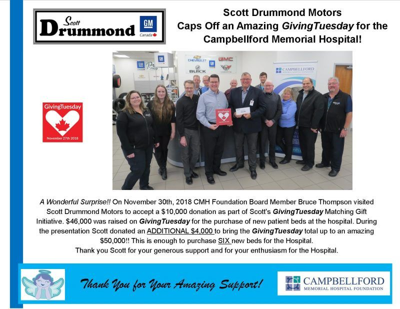 Drummond Motors 2018
