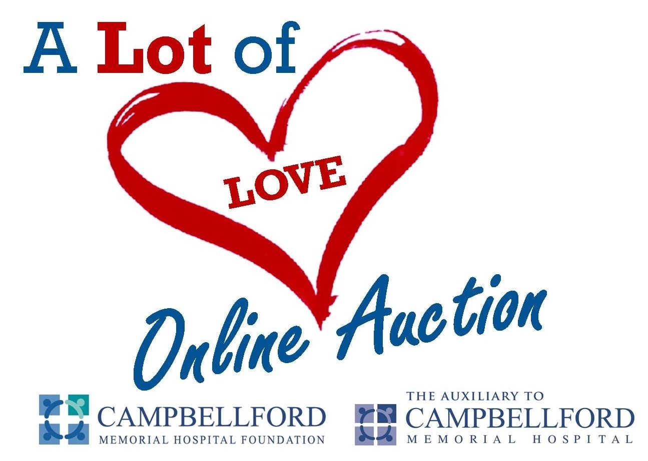 A Lot of Love Online Auction Logo