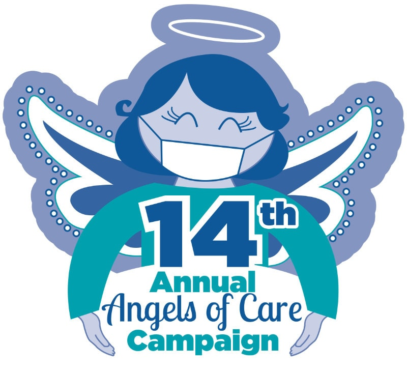 14th Annual Angels of Care logo