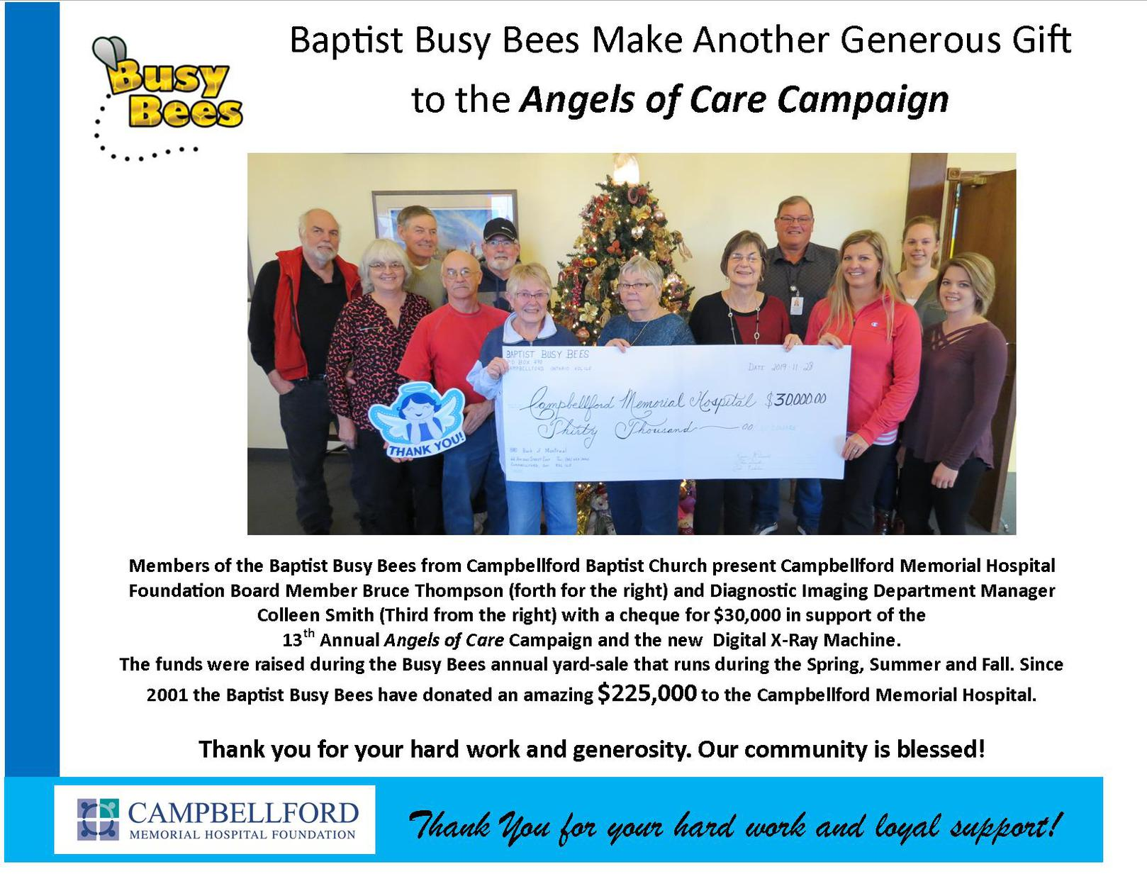 Busy Bee 2019