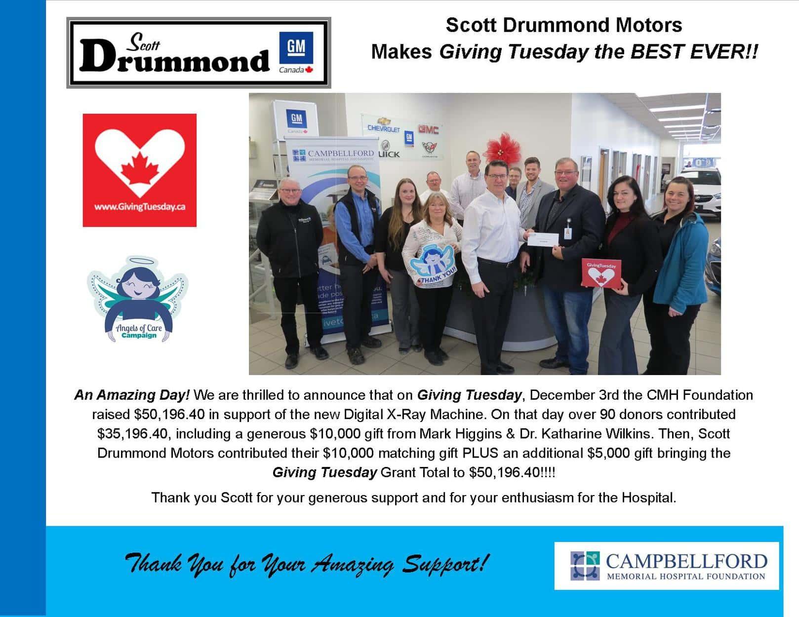 Drummond Motors 2019