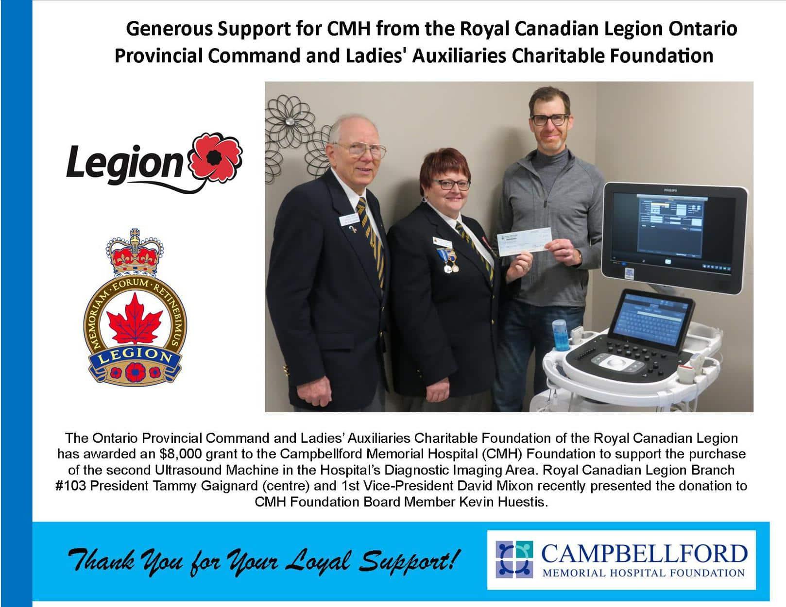Legion Command Poppy Fund 2020