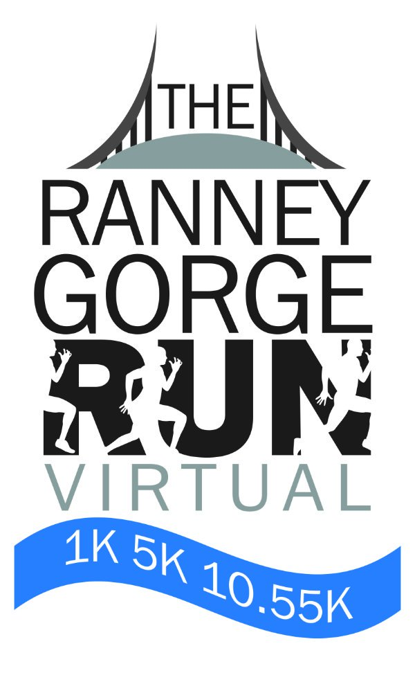 Ranney Gorge Run Virtual Logo